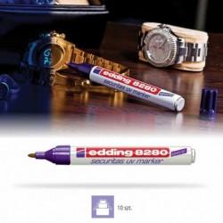 Marker edding 8280 widoczny...