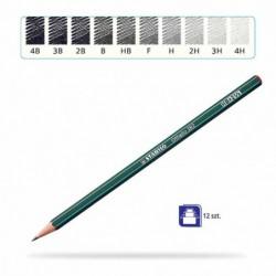 Ołówek STABILO Othello z gumką