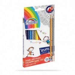Kredki ołówkowe Super Soft...