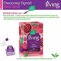 Herbata owocowa Irving...