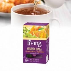Herbata biała aromatyzowana...